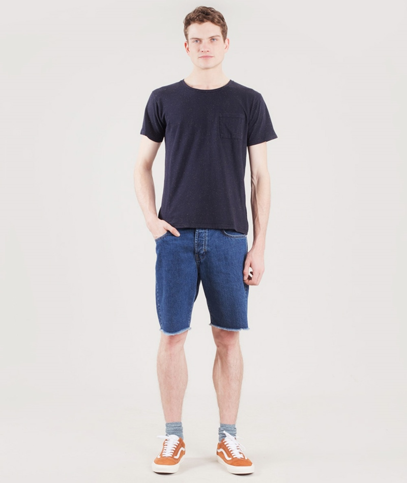 MINIMUM Tommy Shorts light blue