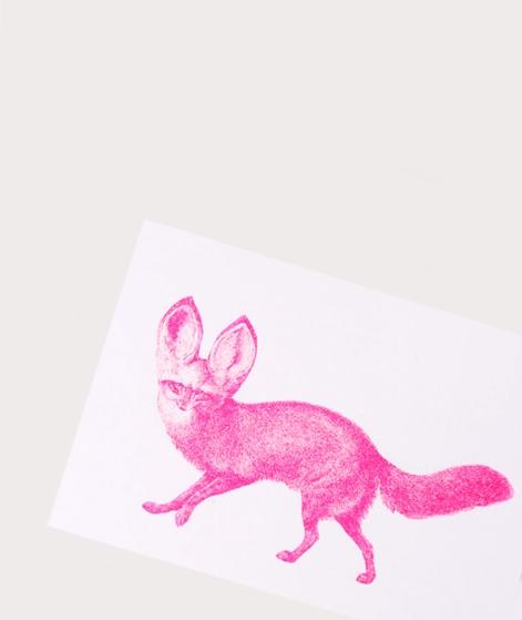 HERR UND FRAU RIO Löffelhund Postkarte