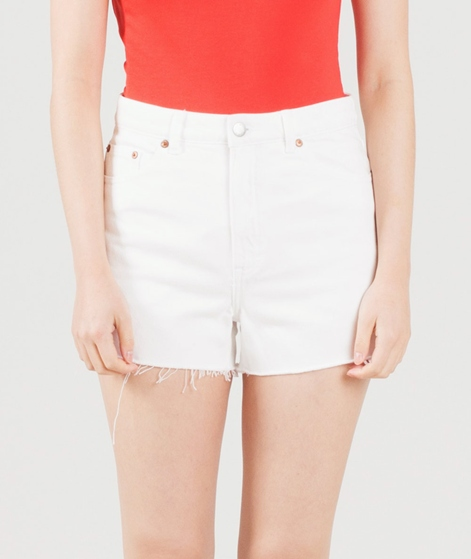 CHEAP MONDAY Donna Shorts blank white