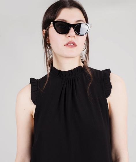 POP COPENHAGEN Ruffles Kleid black