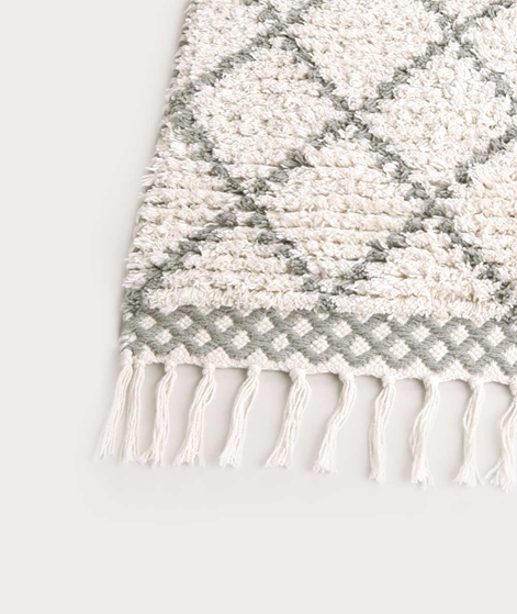LIV Morocco Cotton Teppich