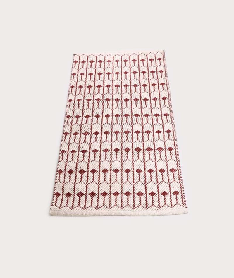 LIV Tulip Wovon Cotton Teppich