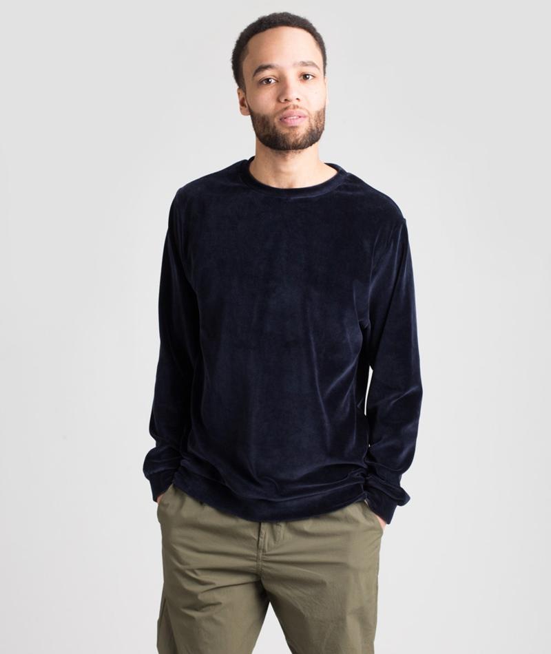 KAUF DICH GLÜCKLICH Karlson Sweater blue