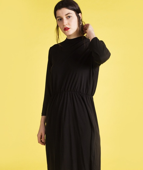 MINIMUM Karna Kleid black