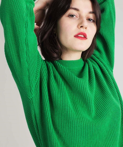 TWIST & TANGO Naomi Pullover green