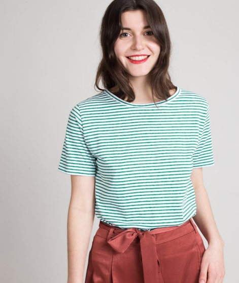 KAUF DICH GLÜCKLICH Mona T-Shirt striped