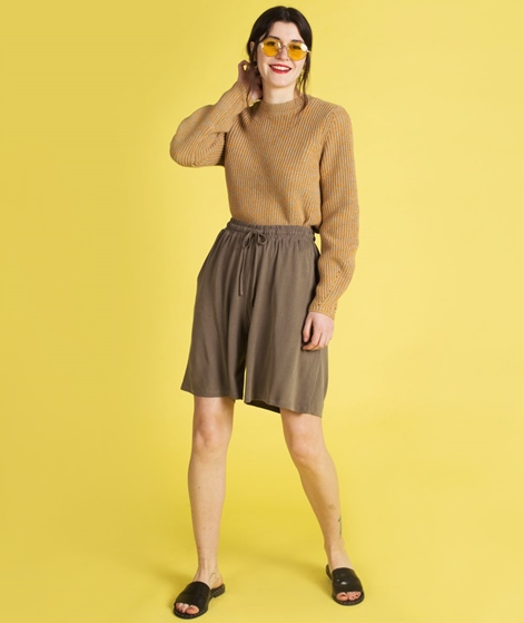 JUST FEMALE Johanne Shorts utility green