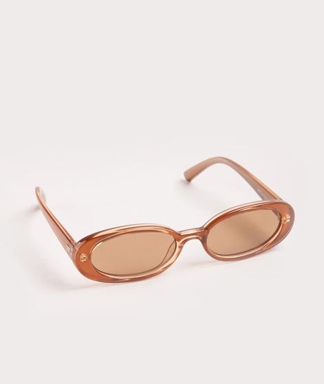 LE SPECS Outta Love Sonnebrille caramel