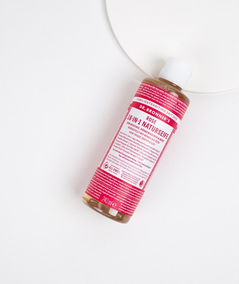 DR.BRONNER`S Liquid Soap Rose l