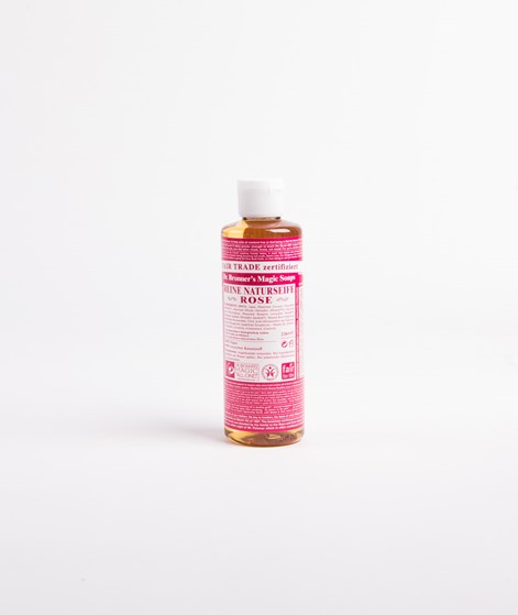 DR.BRONNER`S Liquid Soap Rose l