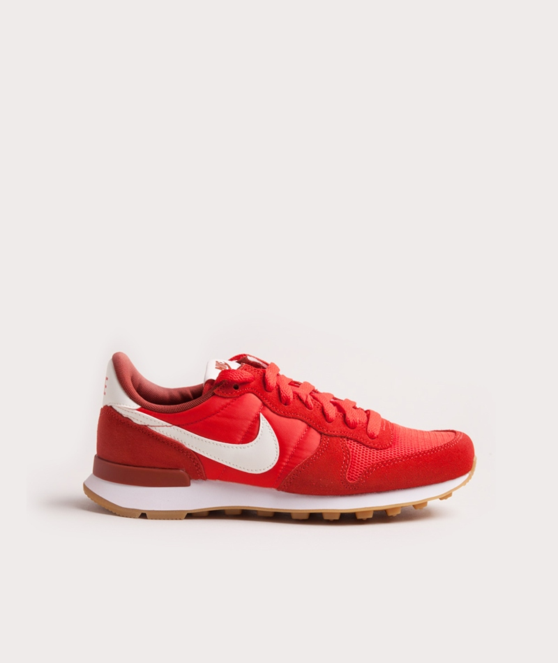 NIKE Internationalist Sneaker habanero
