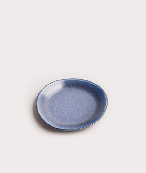 HKLIVING Ceramic Plate blue