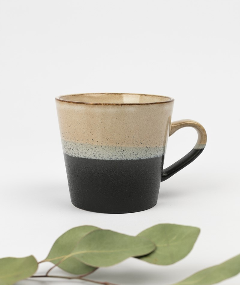 HKLIVING Cappuccino mug rock