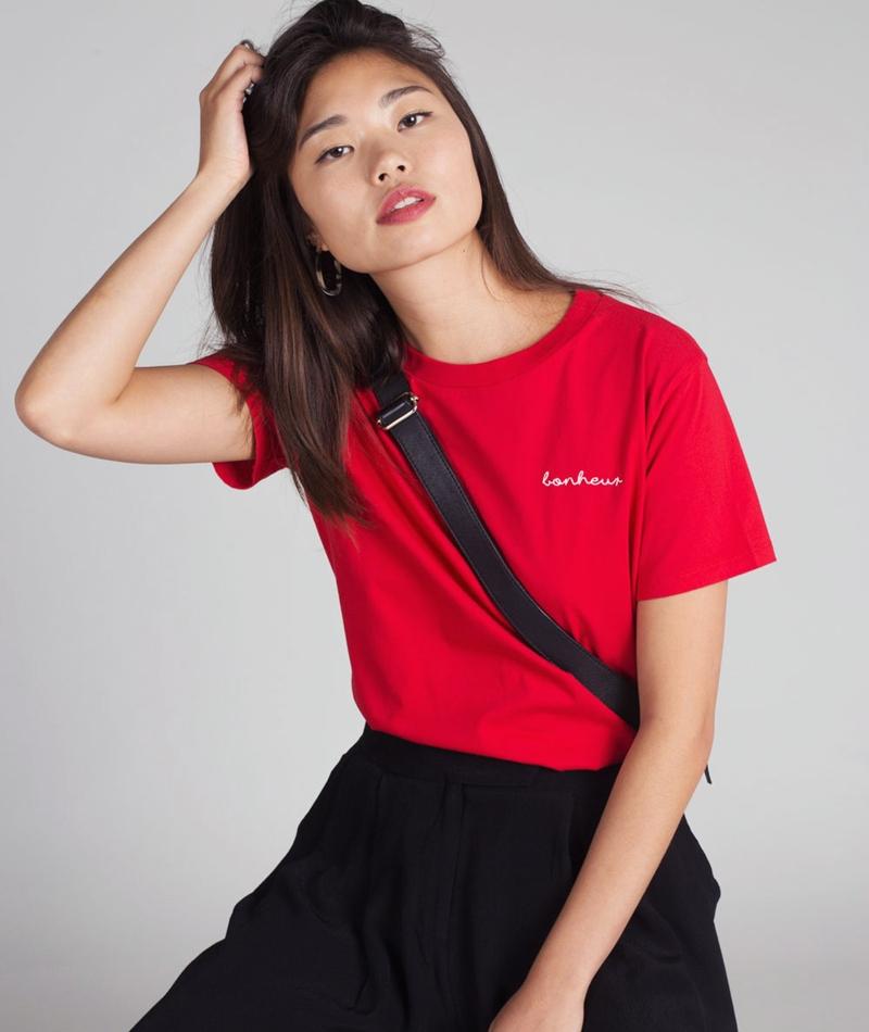 KAUF DICH GLÜCKLICH Camille T-Shirt bonh