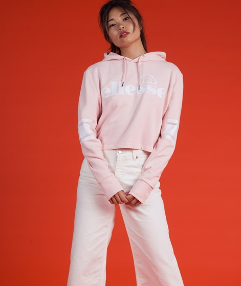 ELLESSE Cristi Hoodie strawberry cream