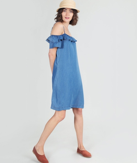 M BY M Junice Memphis Kleid medium denim