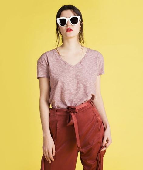 KAUF DICH GLÜCKLICH Lia T-Shirt red/whit