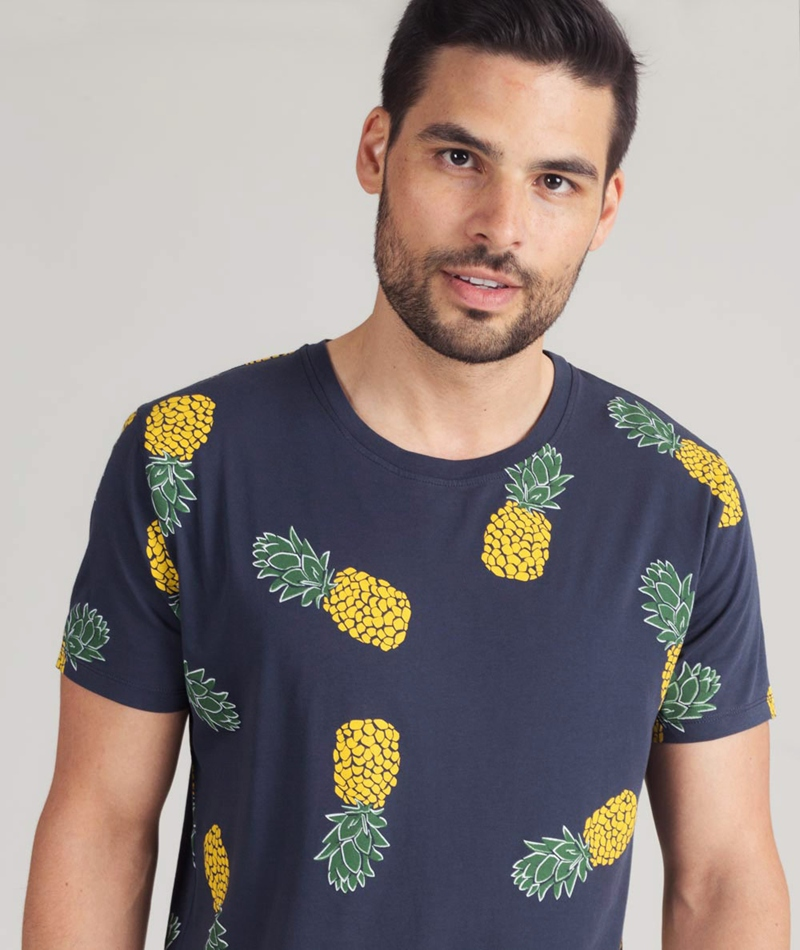 KAUF DICH GLÜCKLICH Elliot T-Shirt pine