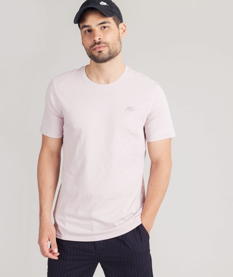 NIKE Men`s Nike Sportswear T-Shirt rose