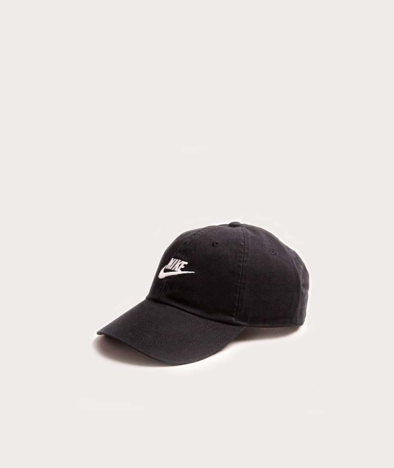 NIKE U NSW H86 Futura Washed Cap black