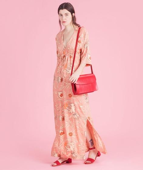 SECOND FEMALE Fresco kleid dusty pink