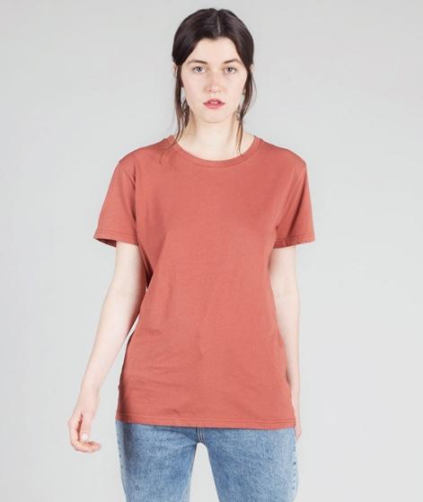 KAUF DICH GLUCKLICH Franzi T-Shirt sienna