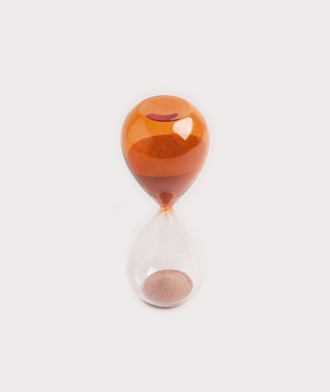 HAY Time Sanduhr M burnt orange