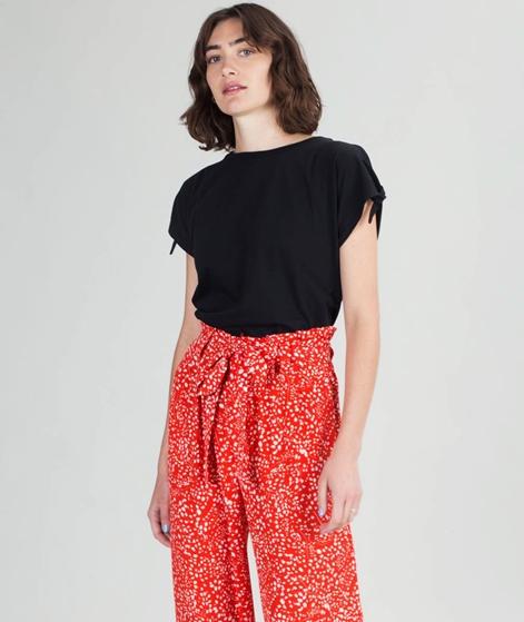 MADS NORGAARD Trenza T-Shirt dkcharcoal