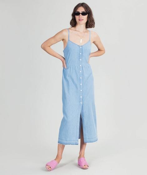 MADS NORGAARD Daffa Kleid lt blue wash