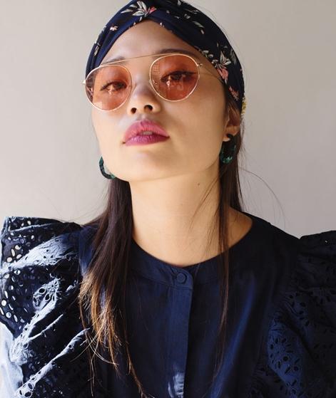 EBBA Haarband Blumenprint