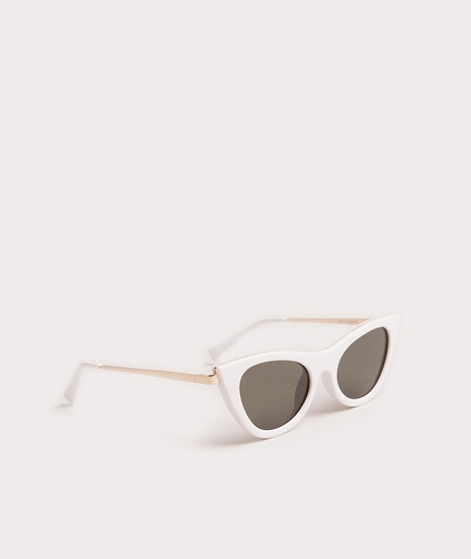 LE SPECS Enchantress Sonnenbrille white
