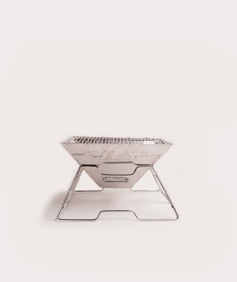 CARHARTT Portable BBQ Accessoires silver
