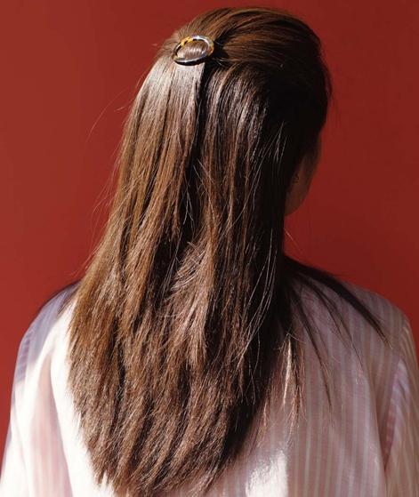 EBBA Cara Hairclip horn