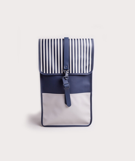 RAINS LTD Rucksack disorted stripes