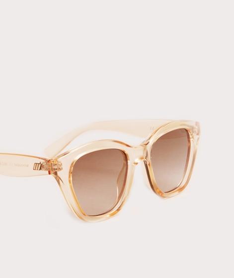 LE SPECS Wannabae Sonnebrille blonde