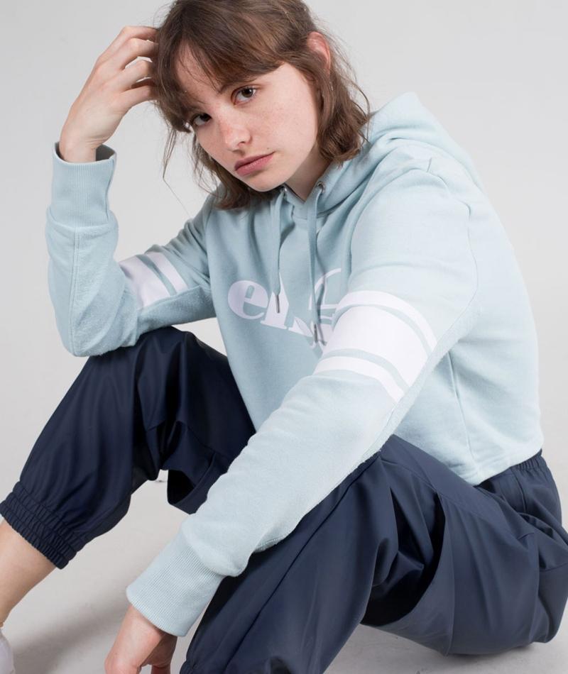 RAINS Trousers Hose blue