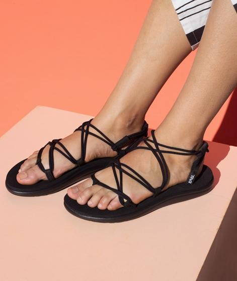 TEVA Voya Sandale black