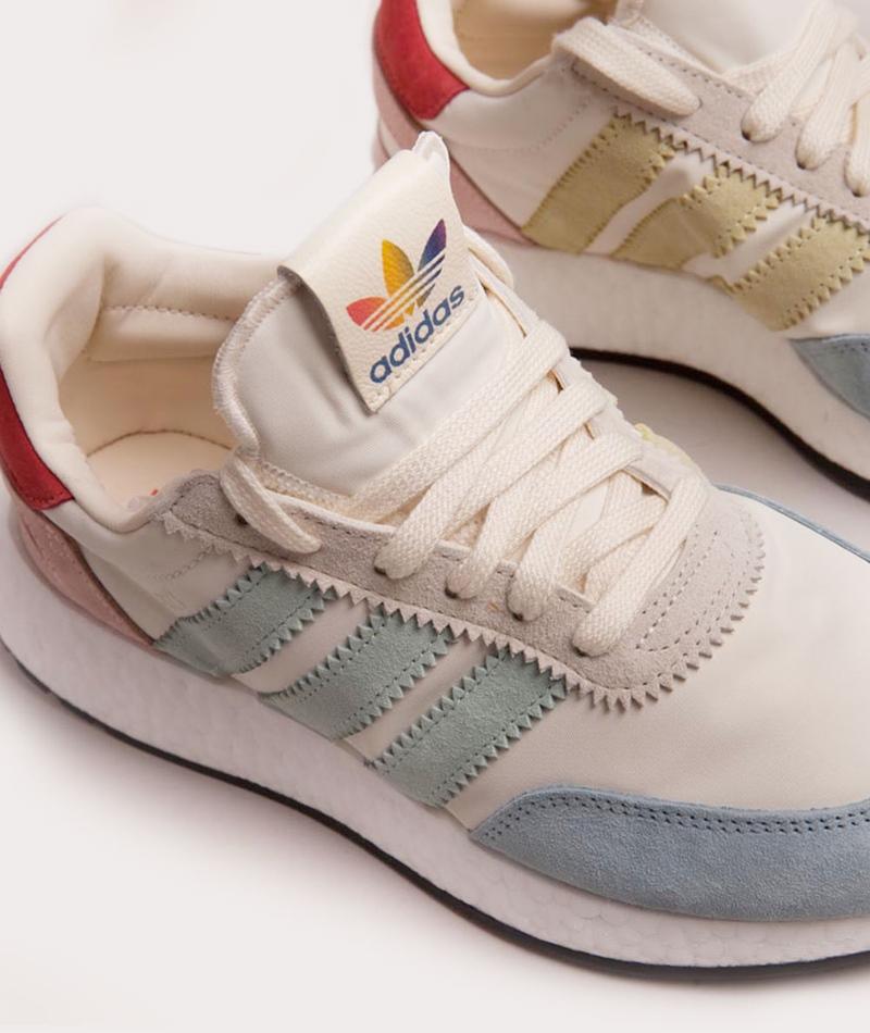 ADIDAS I-5923 Pride Sneaker cream white