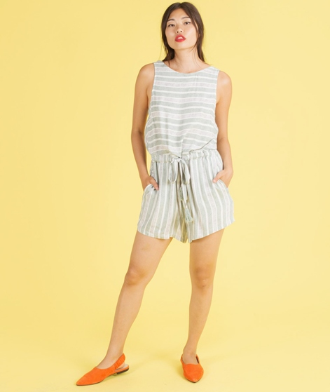 MINKPINK Pure Shores Overall multi