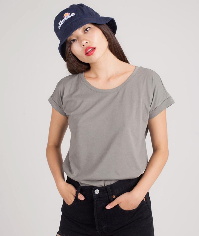 VILA Vidreamers Pure T-Shirt castor grey