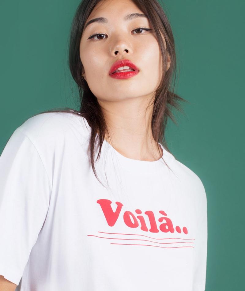 KAUF DICH GLÜCKLICH Lia T-Shirt voila