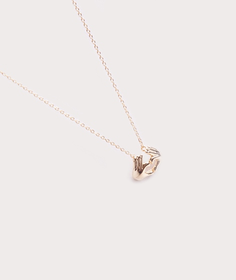 ESTELLA BARTLETT Heart Hand Kette gold p