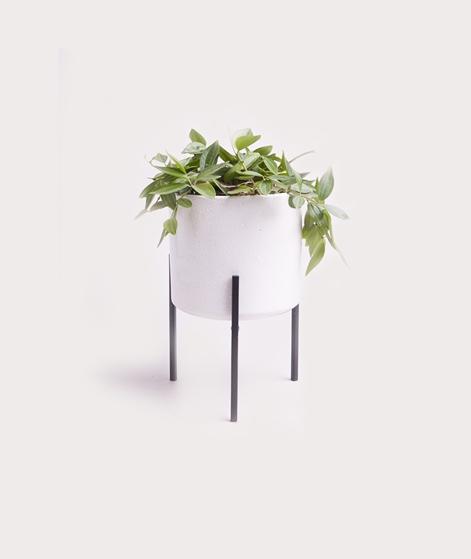 BLOOMINGVILLE Flowerpot 16xH29cm white
