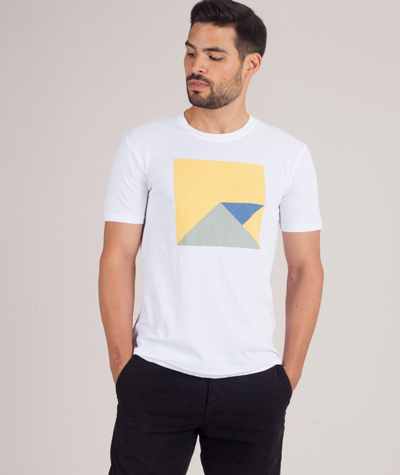 MINIMUM Wilson T-Shirt white