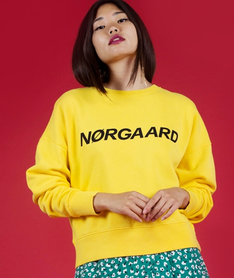 MADS NORGAARD Tilvina Sweater yellow