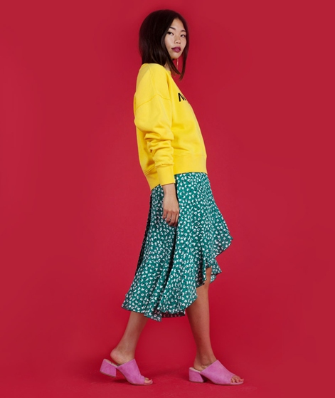 MADS NORGAARD Tilvina Sweater yellow