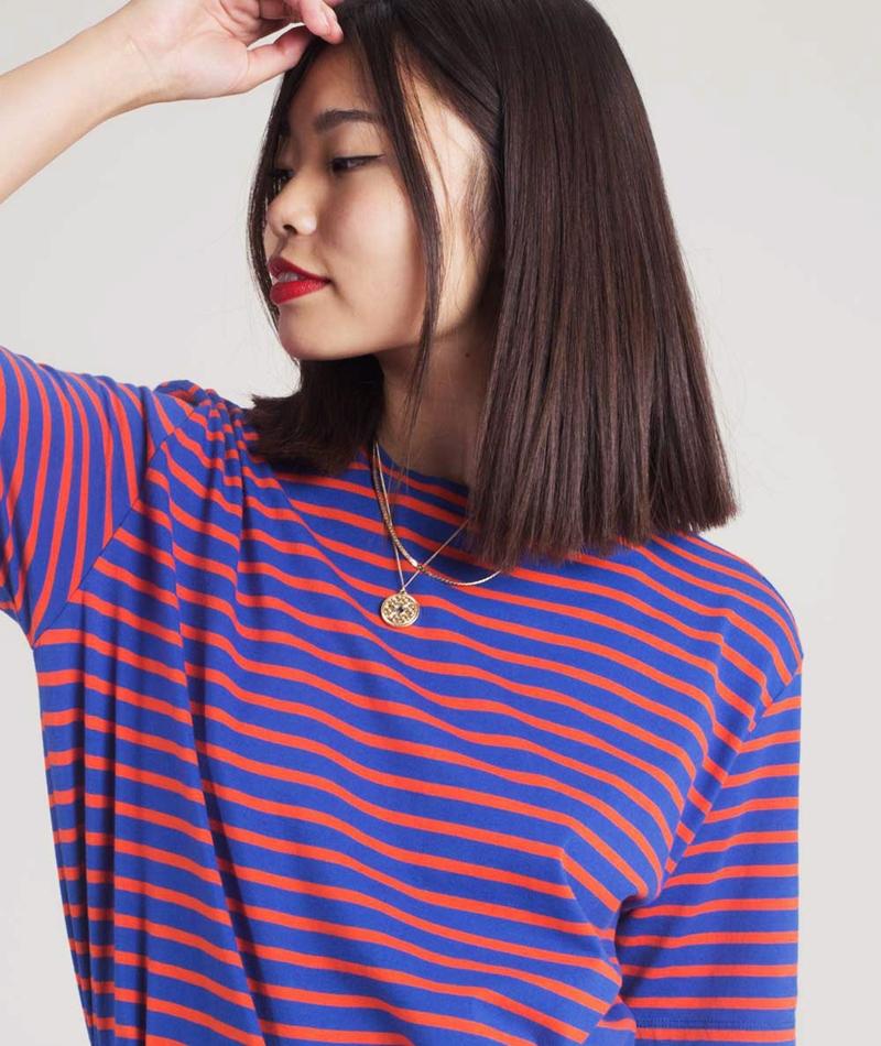 KAUF DICH GLÜCKLICH Ellie T-Shirt intens