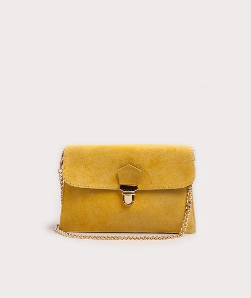 BLINGBERLIN Duo Handtasche gelb