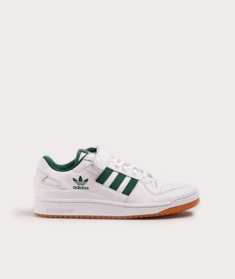ADIDAS Forum Low Top Sneaker ftwr white