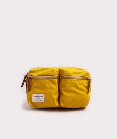 SANDQVIST Paul Bauchtasche yellow
